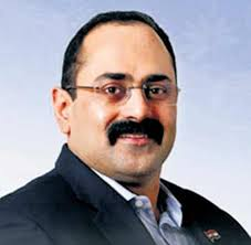 Mr Rajeev Chandrasekhar ,Past President