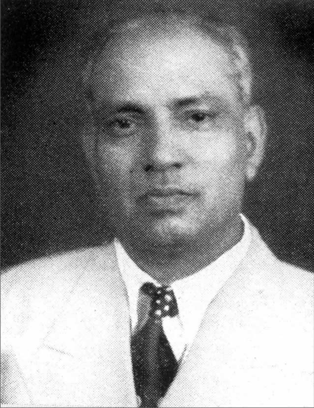 Shri D G Mulherkar,Past Secretary General