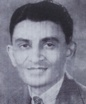 Mr M P Gandhi,Past Honorary Secretary