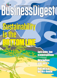 Sustainability is the Bottom Line