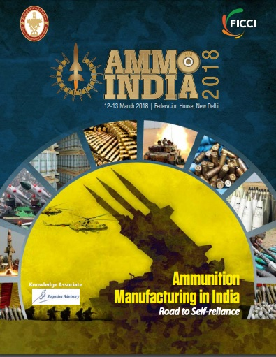 Ammunition Manufacturing in India - Road to Self-reliance