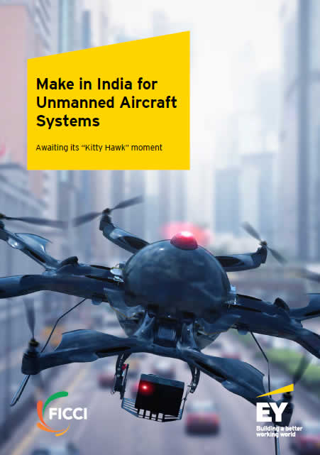 Make in India for Unmanned Aircraft Systems: Awaiting its