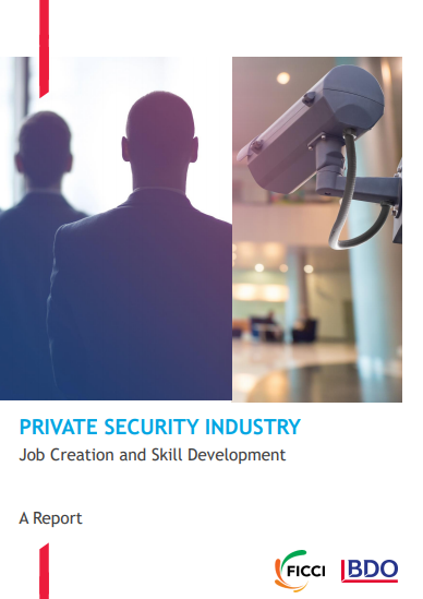 Private Security Industry: Job Creation and Skill Development