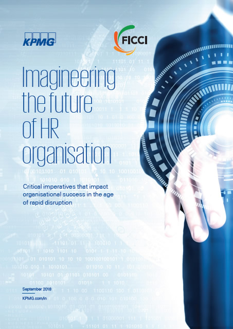 Imagineering the future of HR organisation