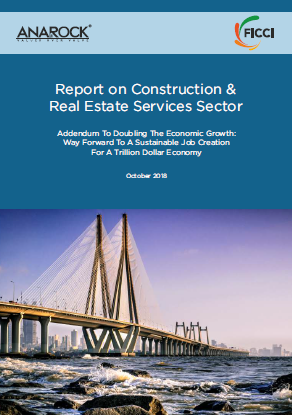 Report on construction real estate service sector