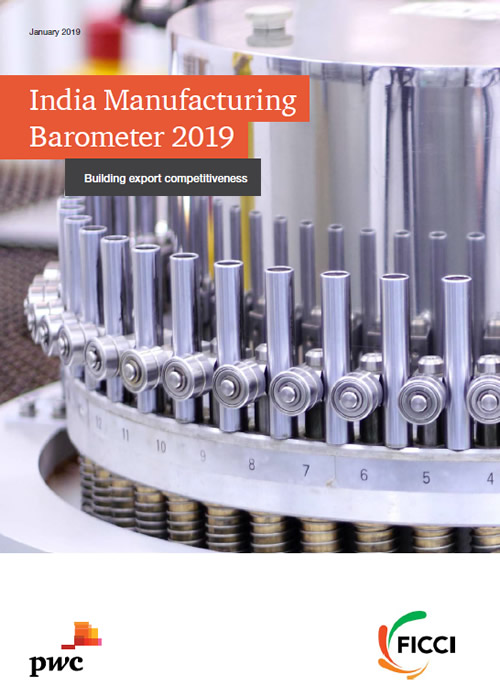 India Manufacturing Barometer 2019: Building export competitiveness
