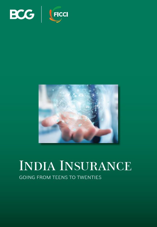India Insurance - Going from Teens to Twenties