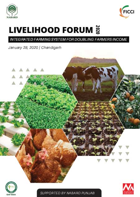 Livelihood Forum 2020 - Integrated Farming System for Doubling Farmers Income