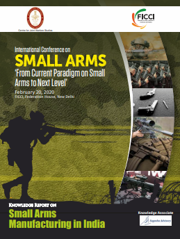 Small Arms Manufacturing in India