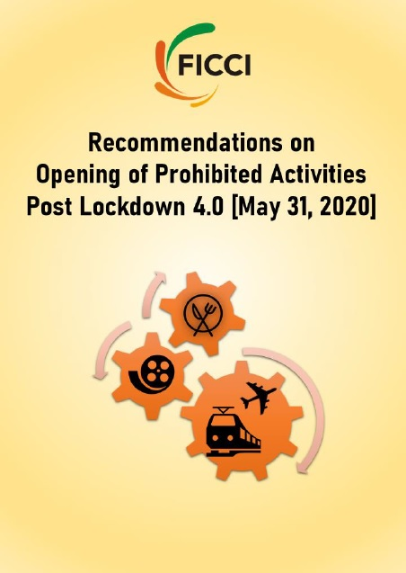 Recommendations on Opening of Prohibited Activities Post Lockdown 4.0