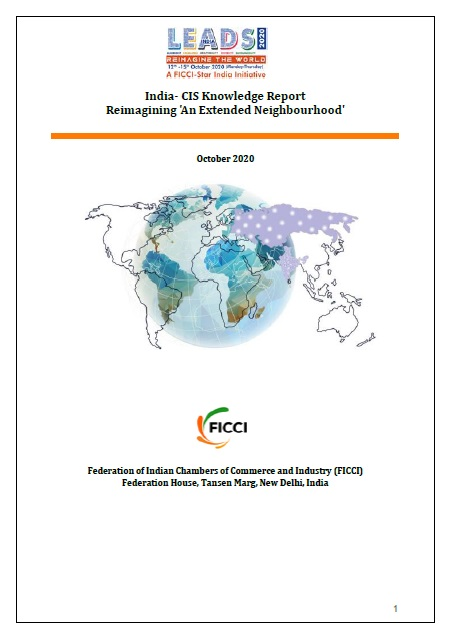India-CIS Knowledge Report Reimagining 'An Extended Neighbourhood'