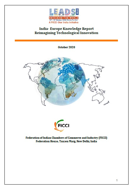 India- Europe Knowledge Report Reimagining Technological Innovation