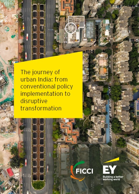 The journey of urban India: from conventional policy implementation to disruptive transformation
