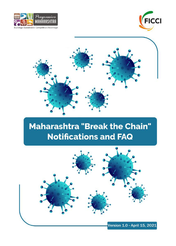 FICCI Booklet on Break the Chain orders and FAQ