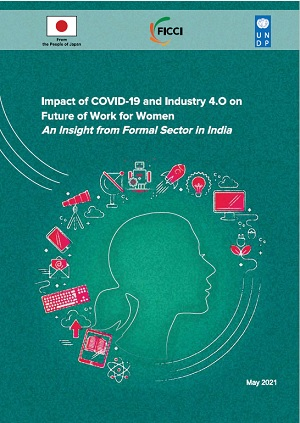 Impact of COVID-19 and Industry 4.O on Future of Work for Women