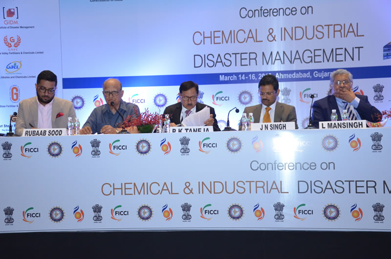 Conference on Chemical & Industrial Disaster Management, Mar 14-16, 2018