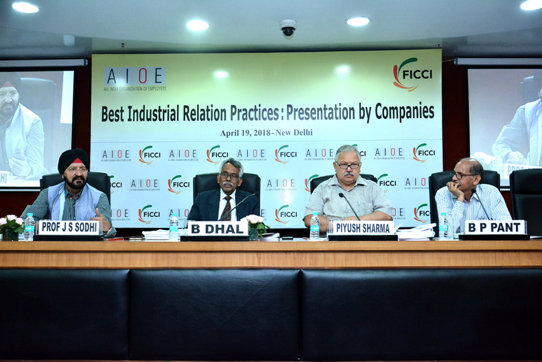 Best Industrial Relation Practices: Presentation by Companies