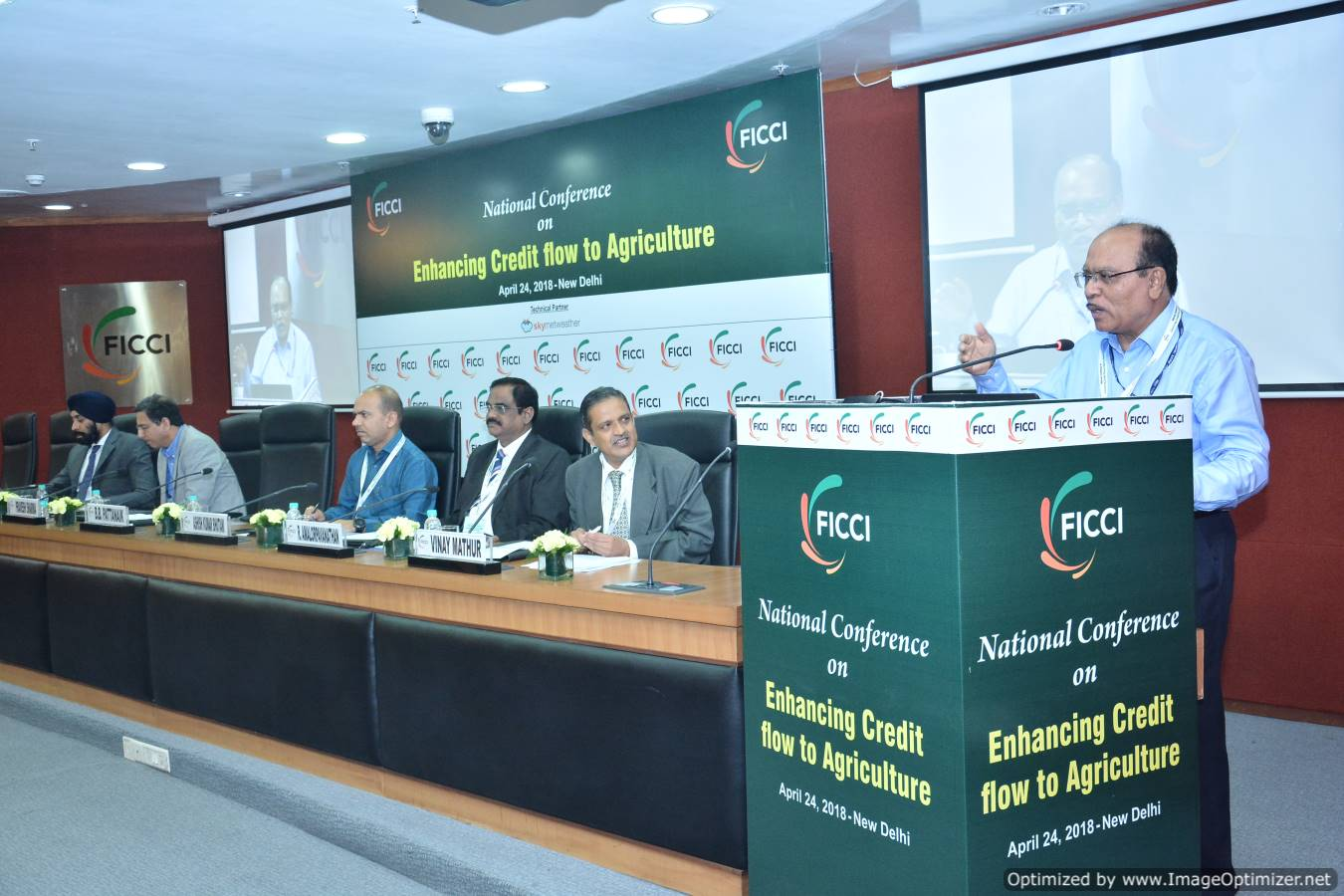 National Conference Enhancing Credit flow to Agriculture