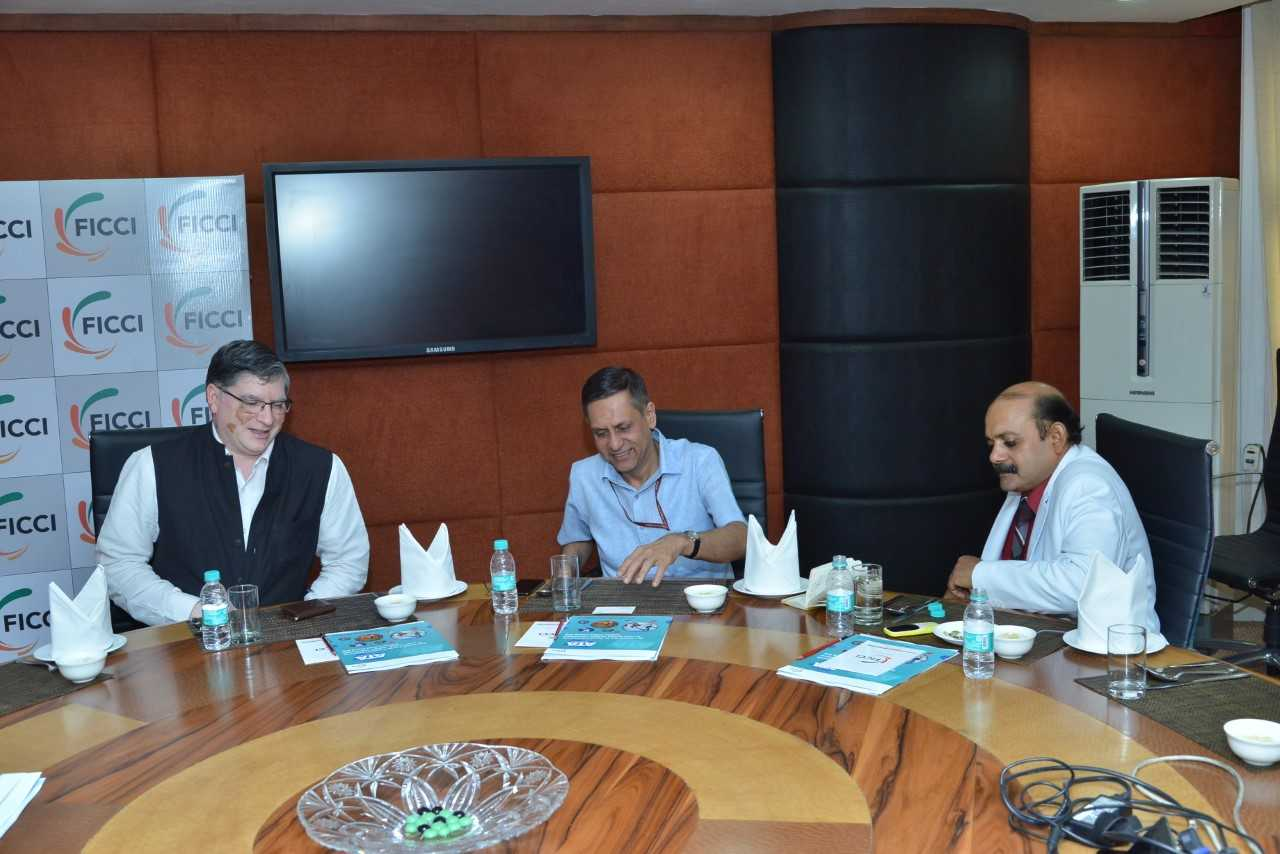Interactive Meeting with Mr Sandeep Kumar, Commissioner (Customs & EP), CBIC