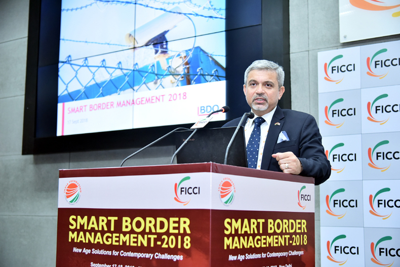Smart Border Management 2018: New Age Solutions for Contemporary Challenges