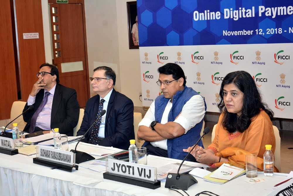 Workshop on Online Course on Digital Payments