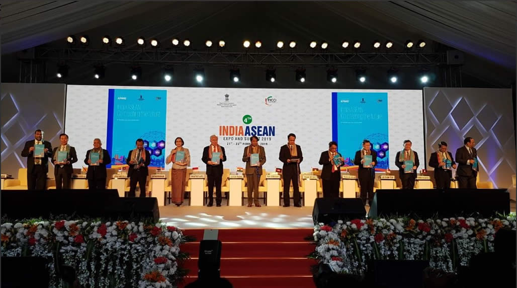 4th India ASEAN Expo and Summit 2019