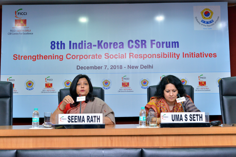 8th India-Korea CSR Forum