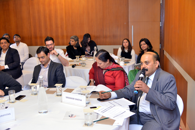 FICCI-CIRF Roundtable on Fostering Entrepreneurial and Innovation Activities