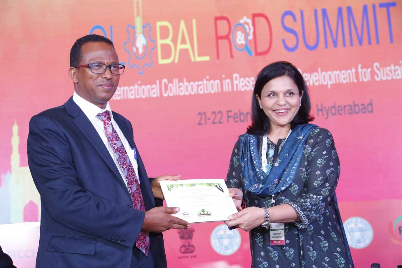 Global R&D Summit 2019: International Collaboration in Research and Development for Sustainable Growth