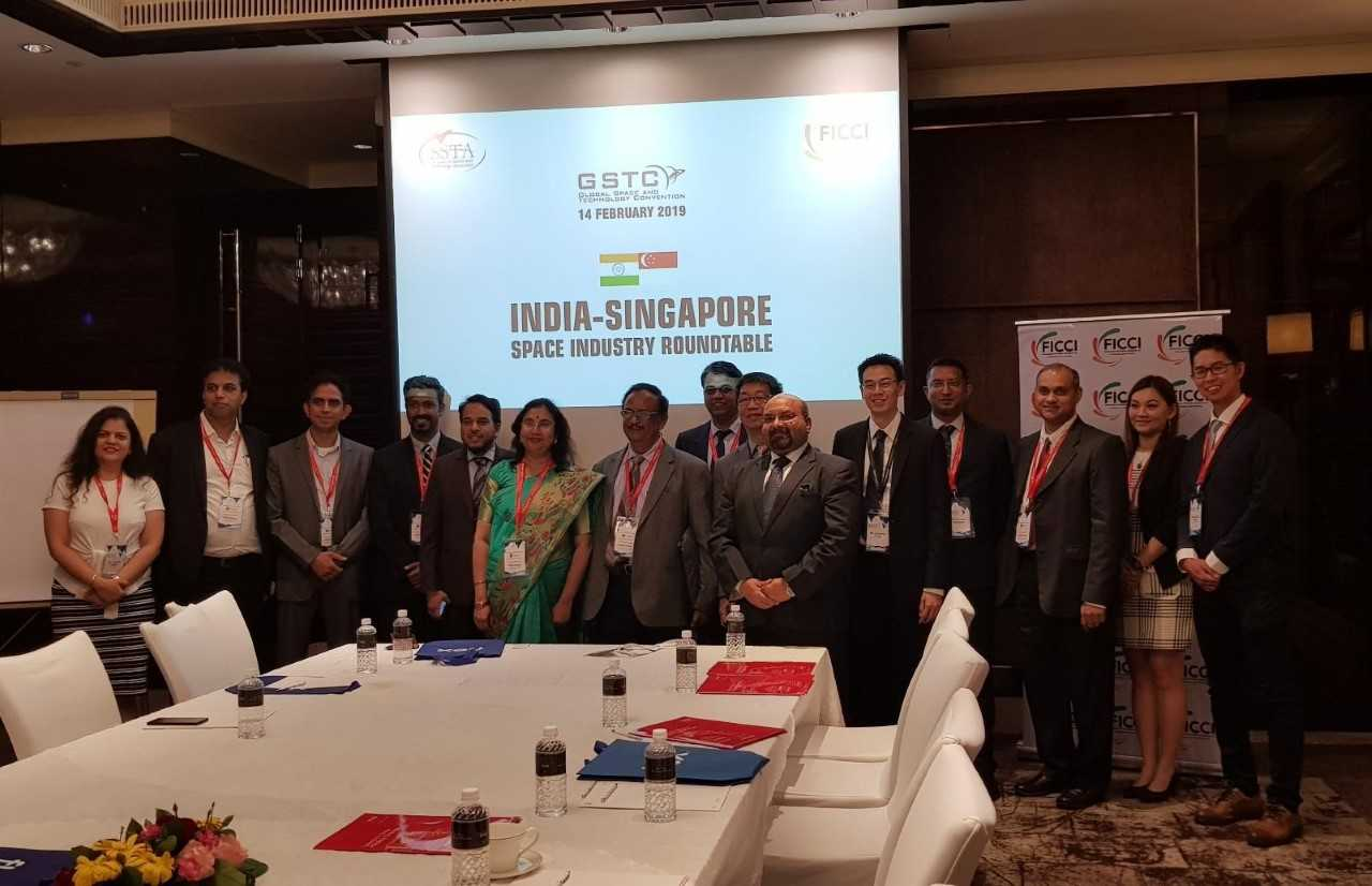 India-Singapore Space Industry Roundtable