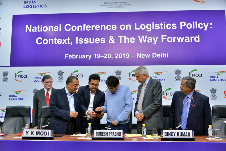 National Conference on Logistics Policy, Feb 19-20, 2019