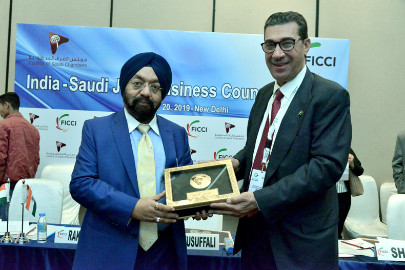 India-Saudi Joint Business Council Meeting
