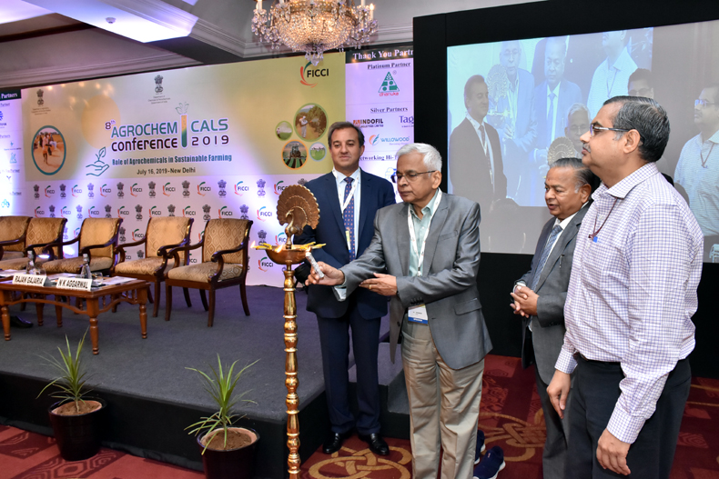 8th Agrochemicals Conference 2019 - Role of Agrochemicals in Sustainable Farming