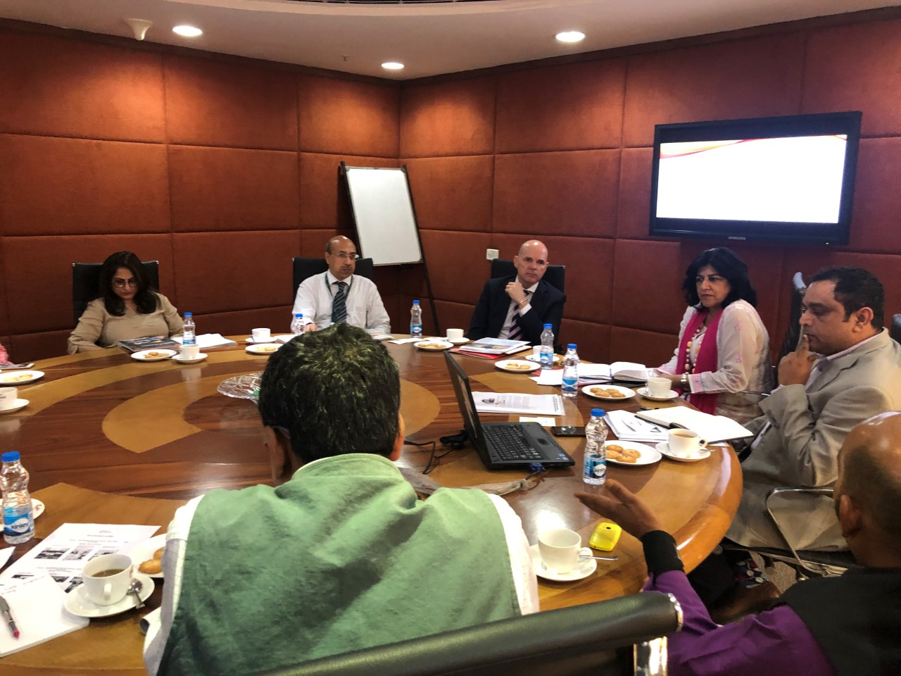 Interactive Meeting with Mr John Madew, Senior Trade & Investment Commissioner & General Manager - South Asia, AUSTRADE
