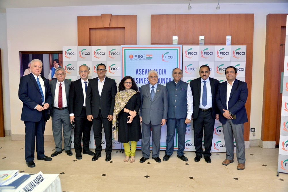 ASEAN-India Business Council Meeting