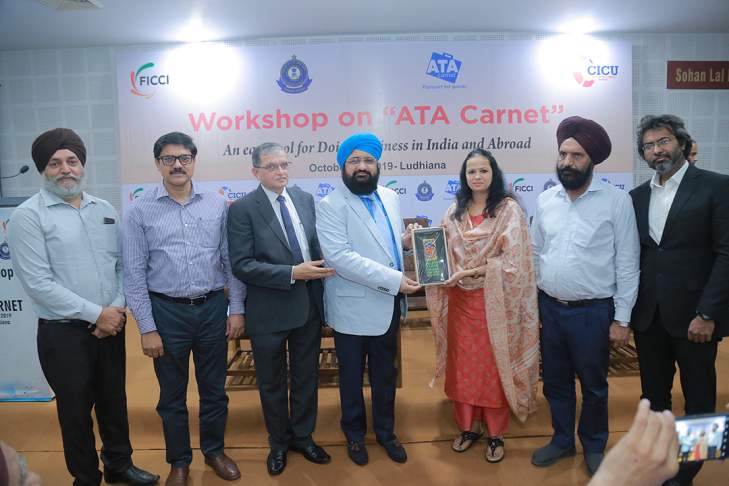 Workshop on ATA Carnet: As easy tool for Doing Business in India and Abroad