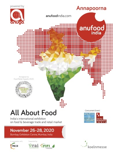 Annapoorna - Anufood India 2020