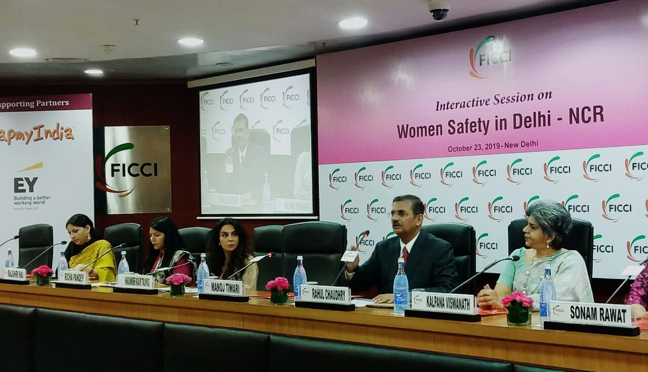 Interactive Session on Women Safety in Delhi-NCR
