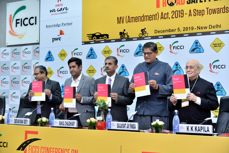 FICCI Conference on Road Safety 2019