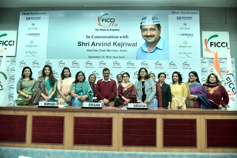 In conversation with Shri Arvind Kejriwal, Hon'ble Chief Minister, Delhi