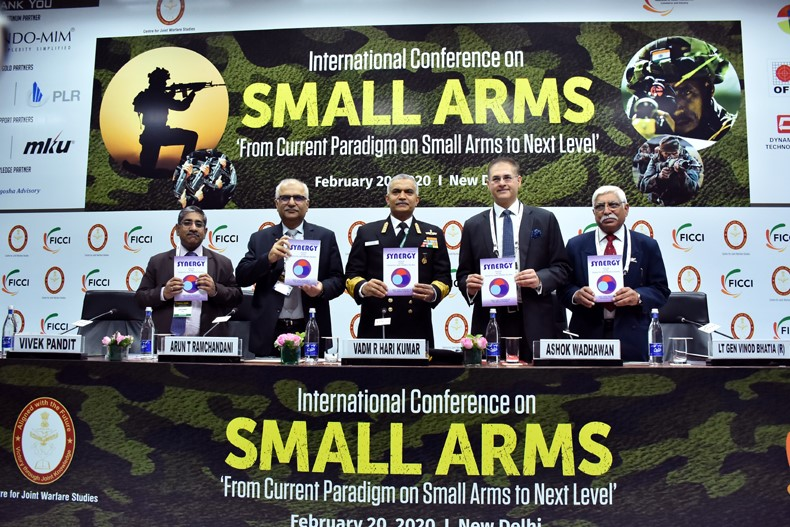 International Conference on Small Arms: From Current Paradigm on Small Arms to Next Level