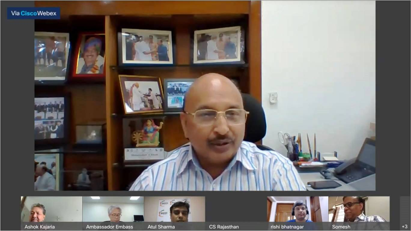 Virtual Conference on 2nd Rajasthan IoT Summit