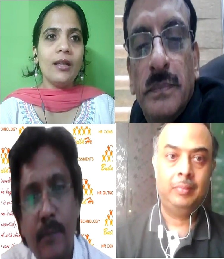 Webinar on Redefining the Role of Human Resource of Industry Amidst COVID 19