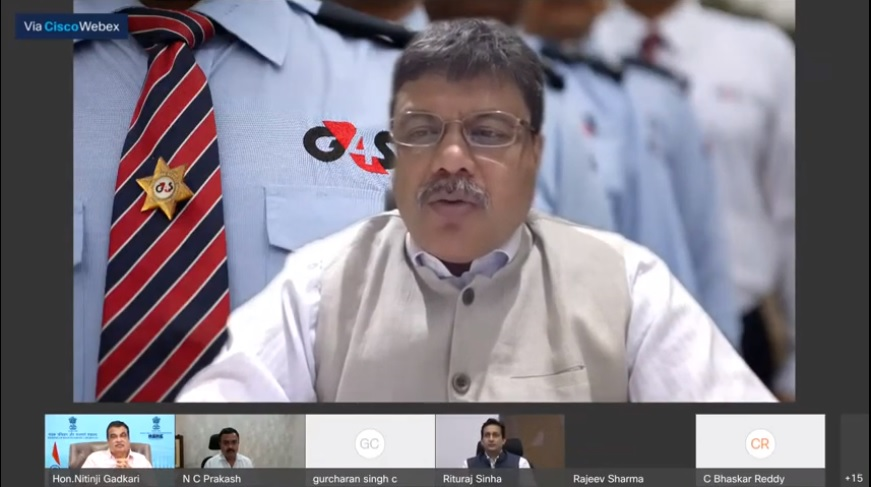 Future of Private Security Industry - Atmanirbhar Bharat: Boosting MSMEs for Quality Security Services & Manufacturing of CCTV and Fire Safety Systems