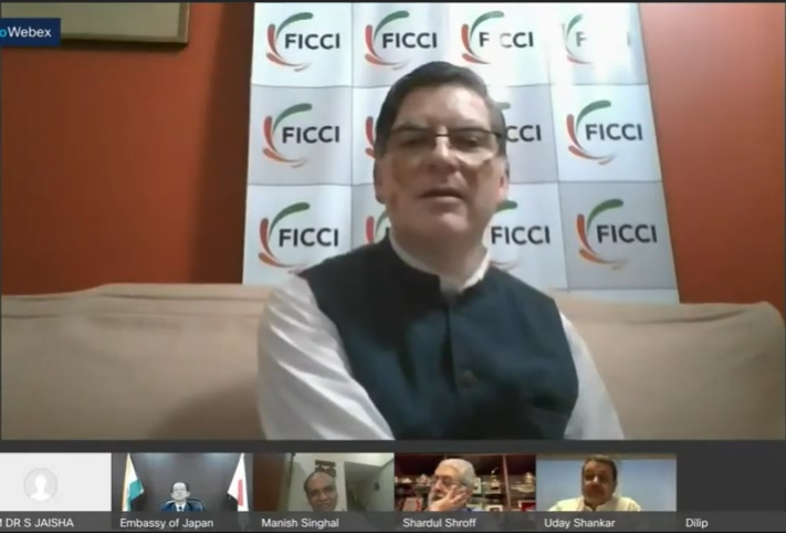 Launch of FICCI-SAM knowledge report on 'India-Japan: Time to Seize New Opportunities