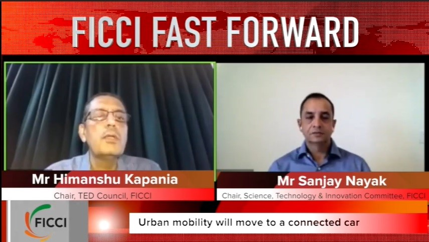#FICCIFASTFORWARD with Mr Himanshu Kapania & Mr Sanjay Nayak