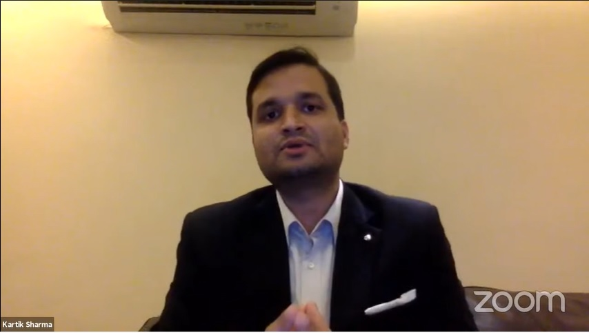 Webinar on Trends in Future Jobs, Skill development & Training in Travel, Tourism & Hospitality