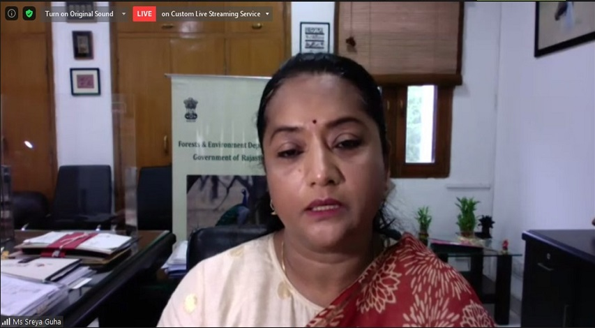 Webinar on Tigers and Tourism