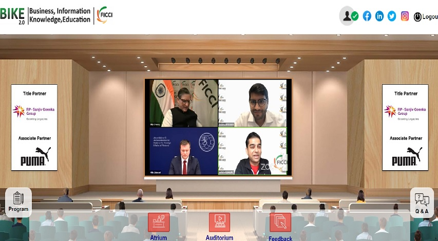 FICCI Global Young Leaders Summit 2021
