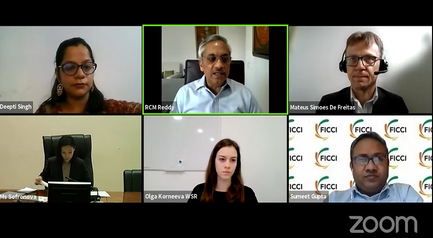 Webinar on Policy Landscape in Skilling in BRICS Nations